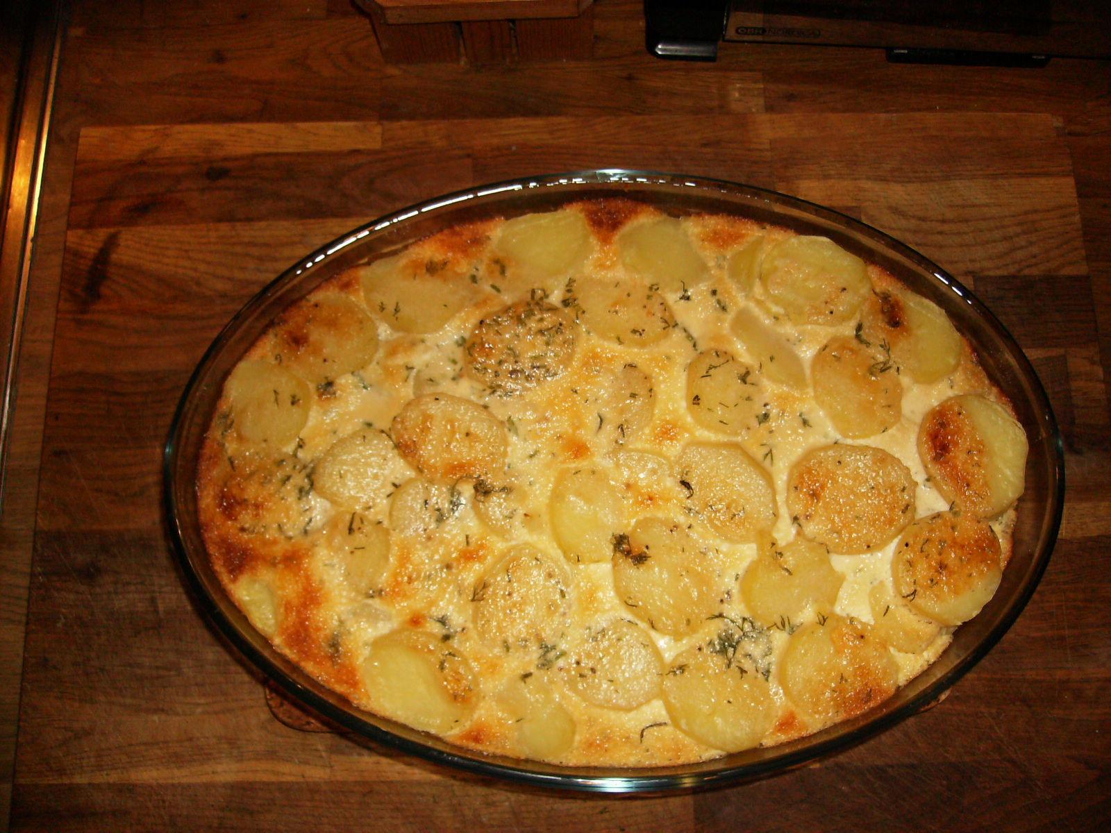 potatis kaviargratäng