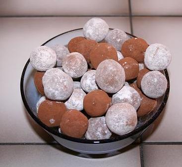 Choklad- och Ba