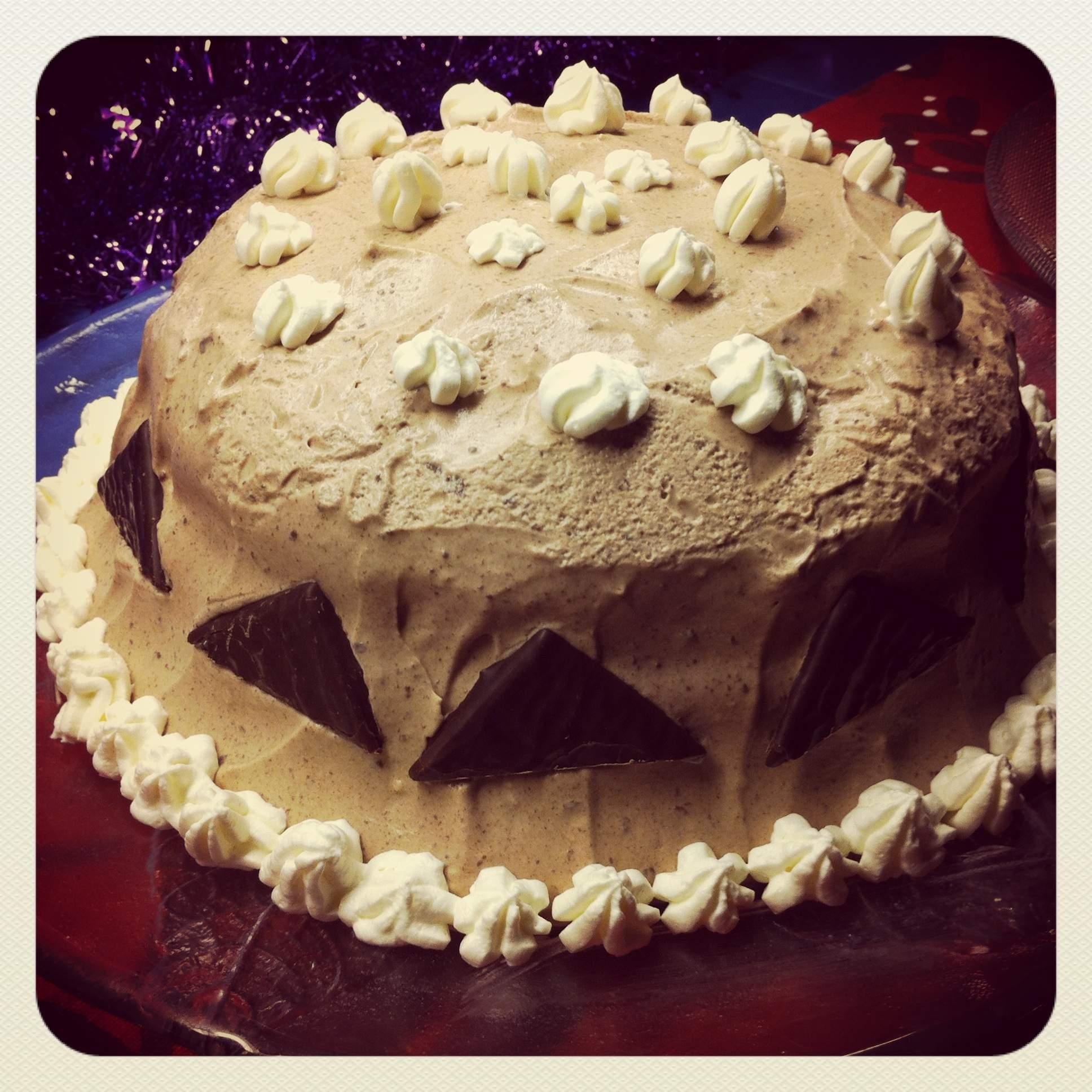 After Eight tårta