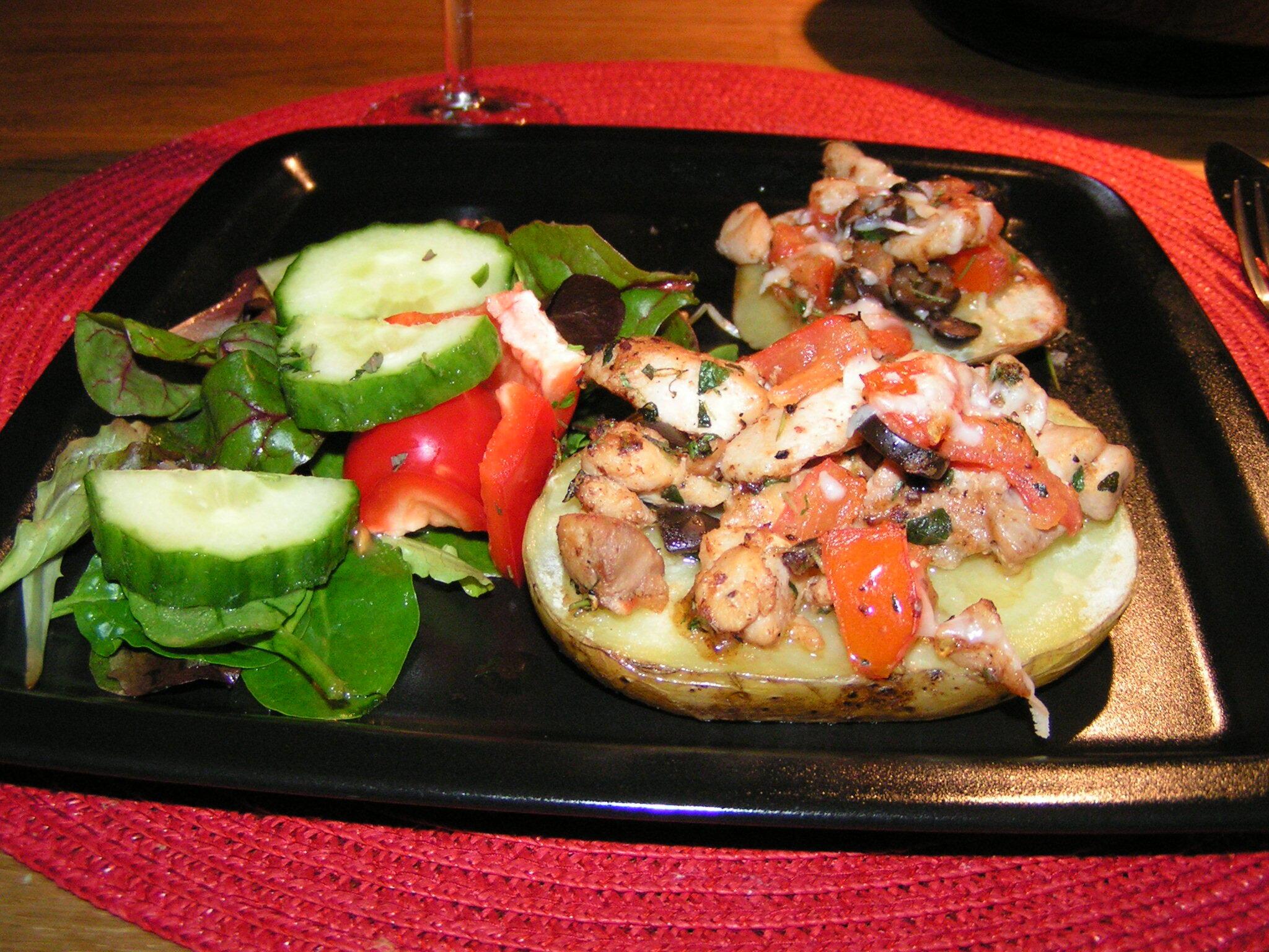 parmesangratinerad potatis