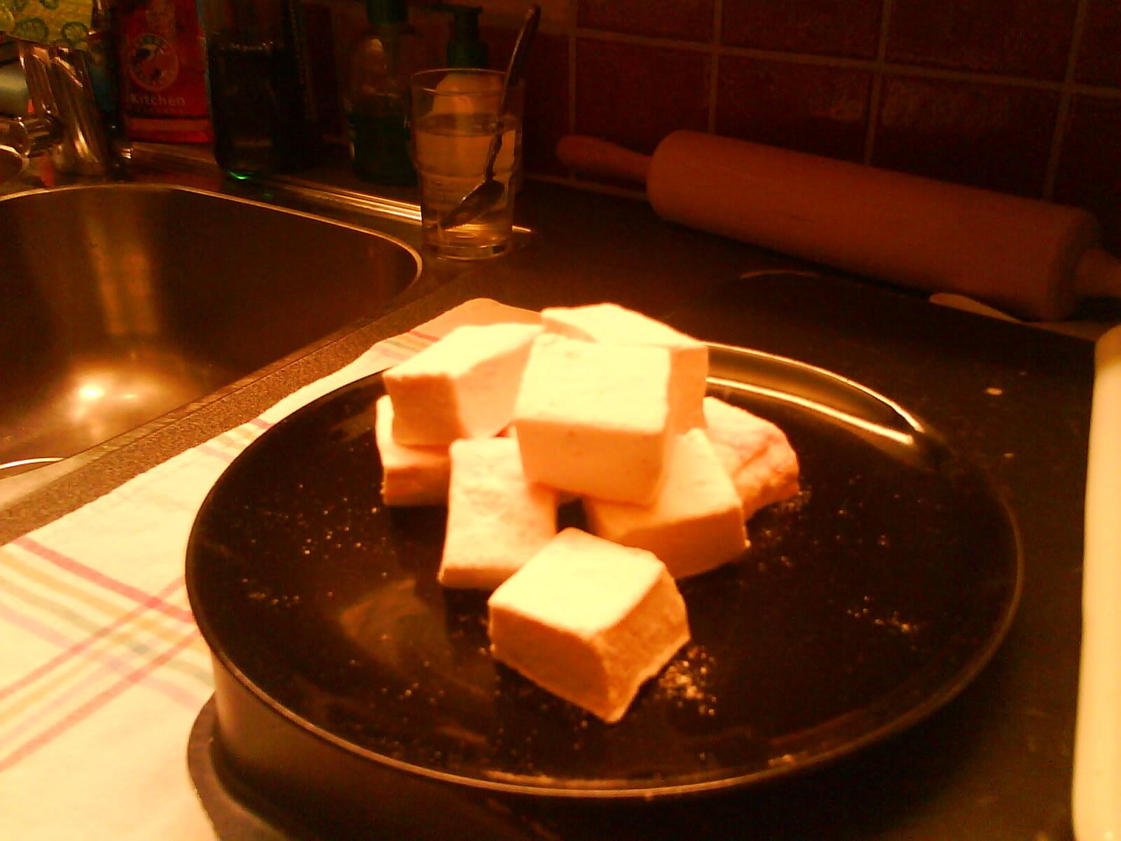 Världens enklaste marshmallows