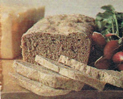 Lättbakad hållbart Rågbröd