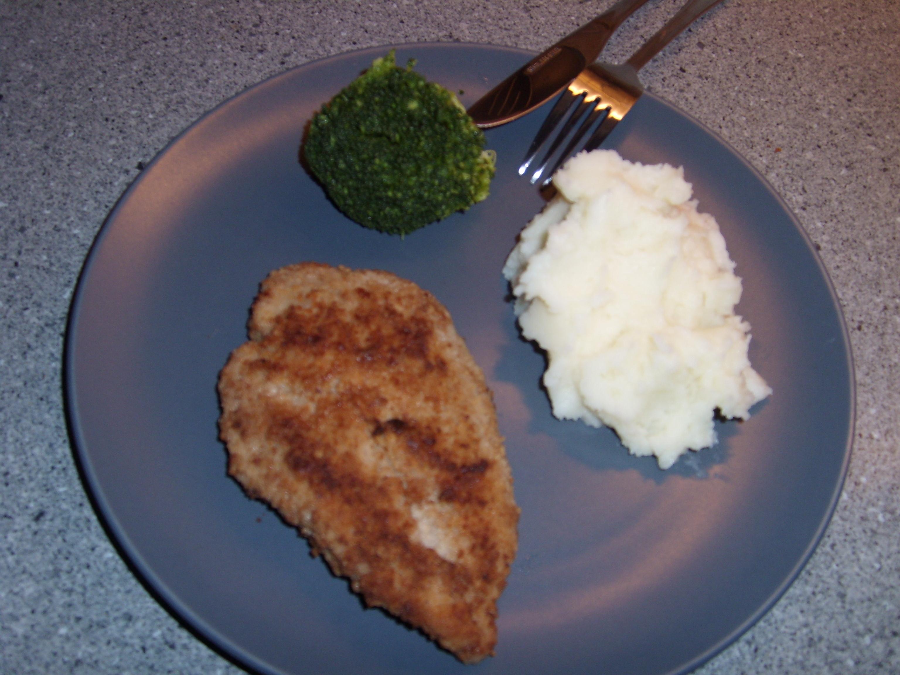 Kycklingschnitz
