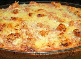 kassler gratäng med potatis