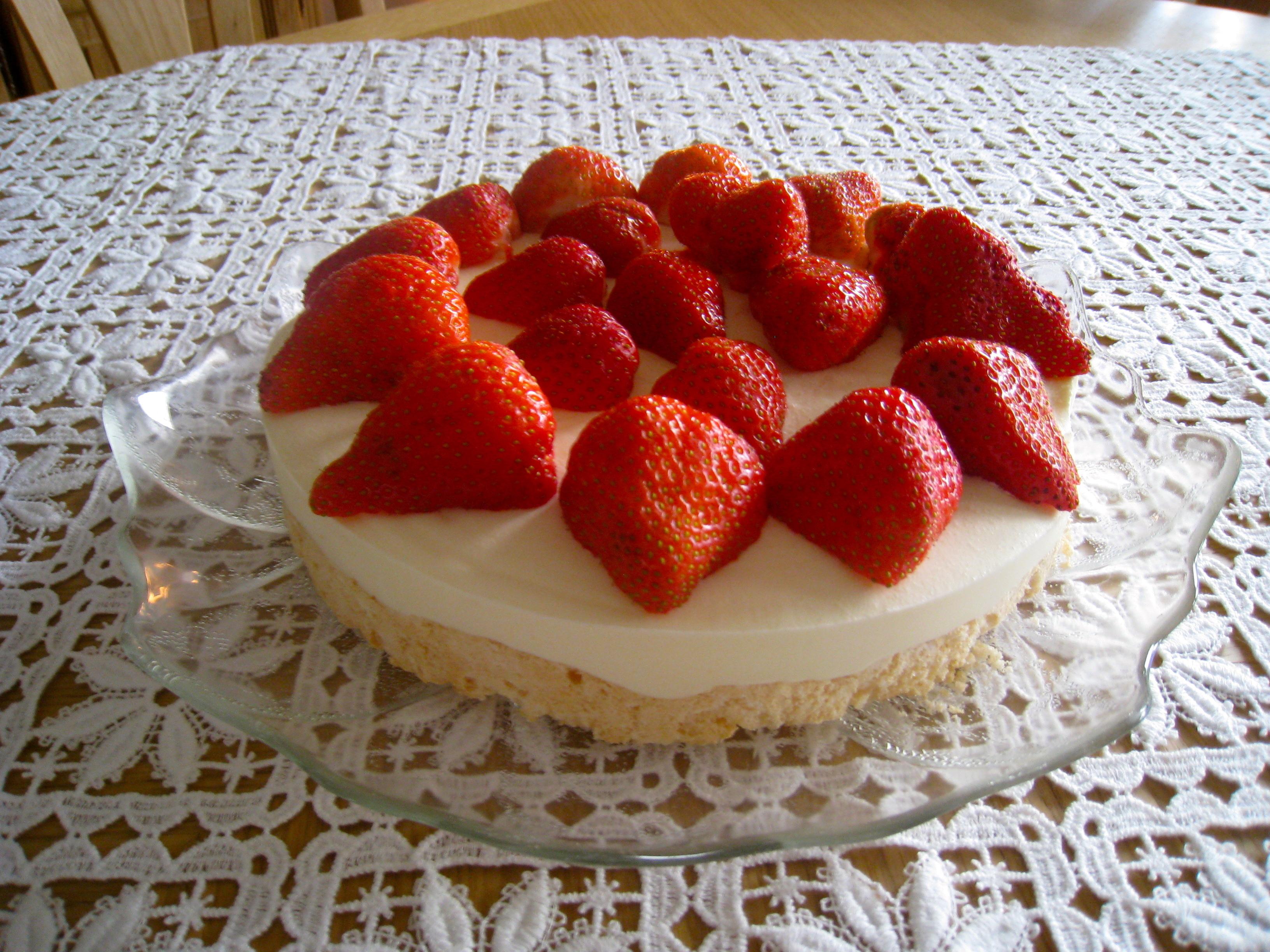 maräng tårta