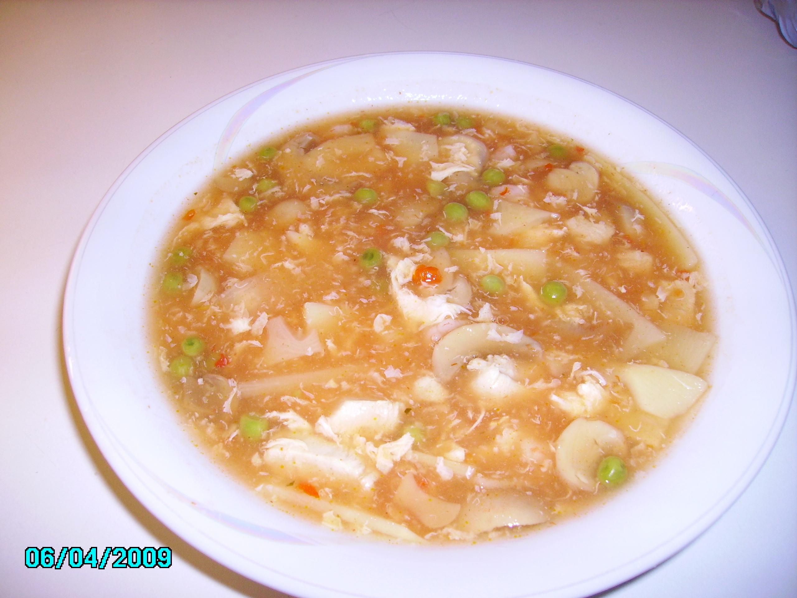 Pekingsoppa