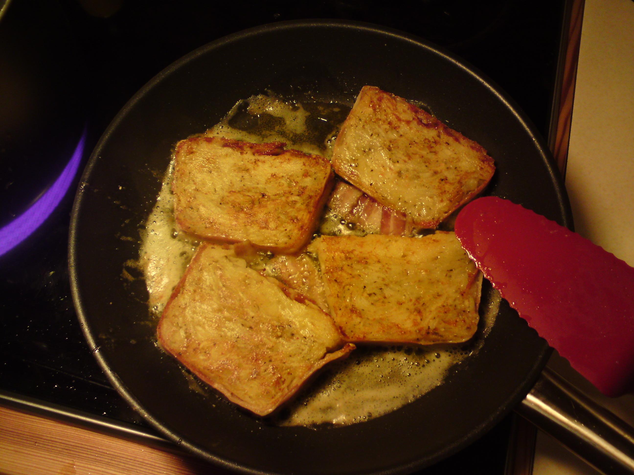 Italiensk potatiskaka