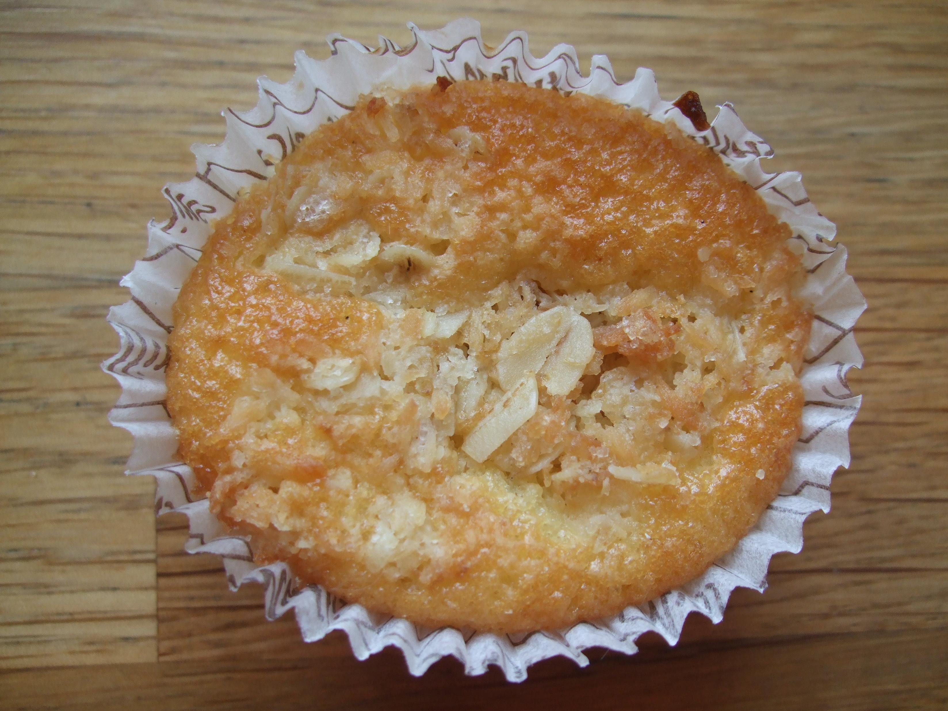 muffins kokos havregryn