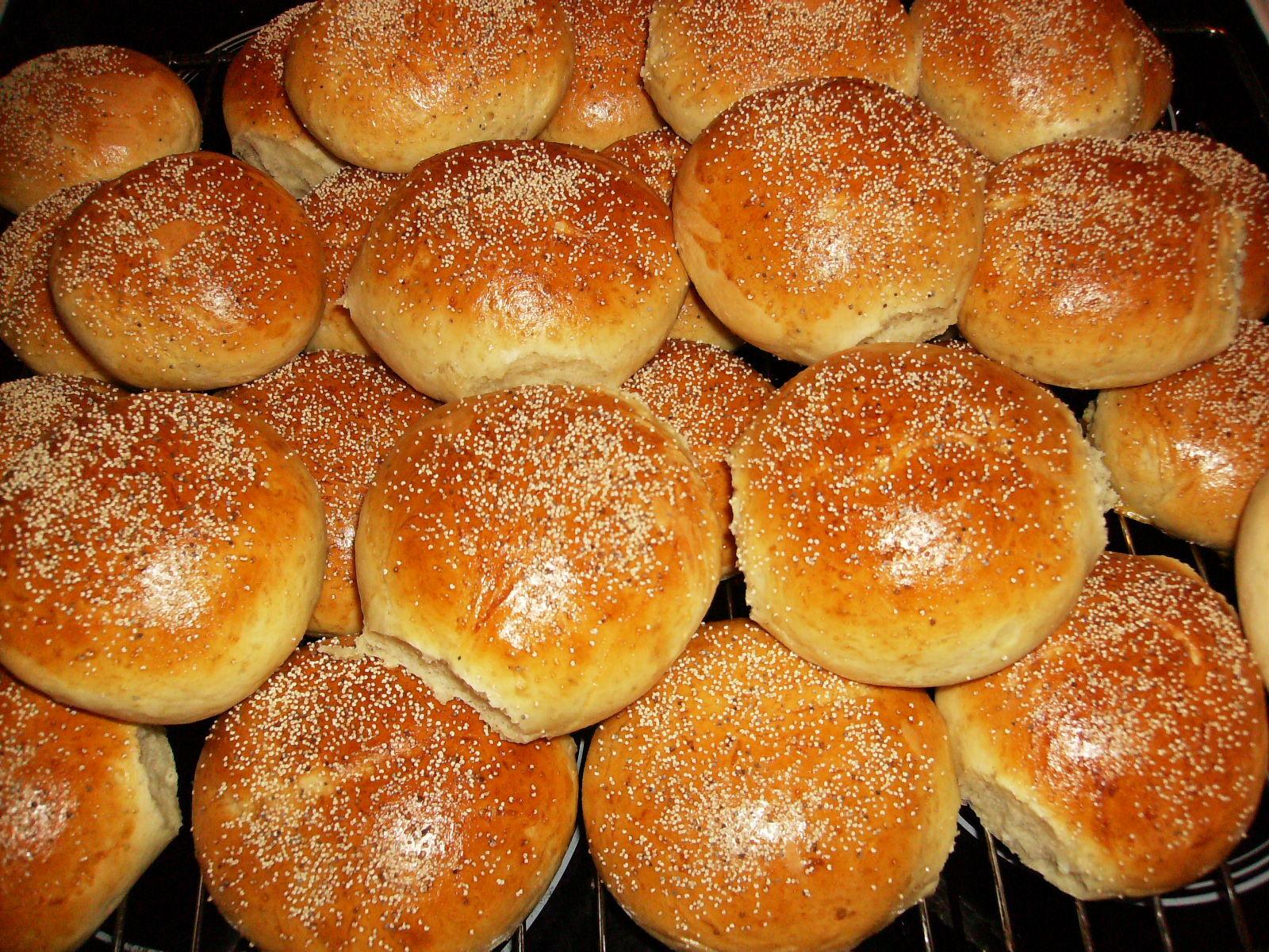 franskbrödbullar