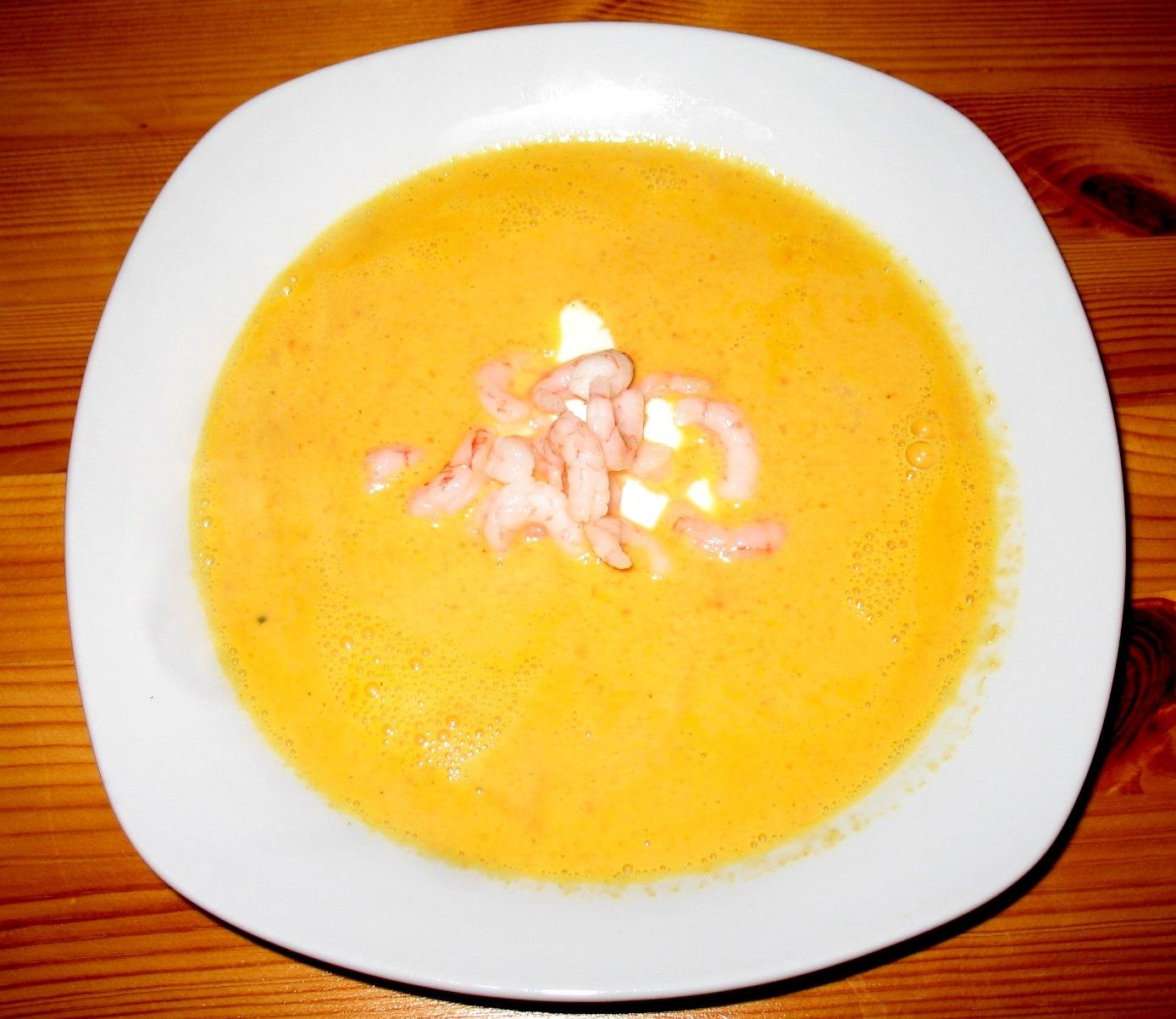 Soppa som f�rr�