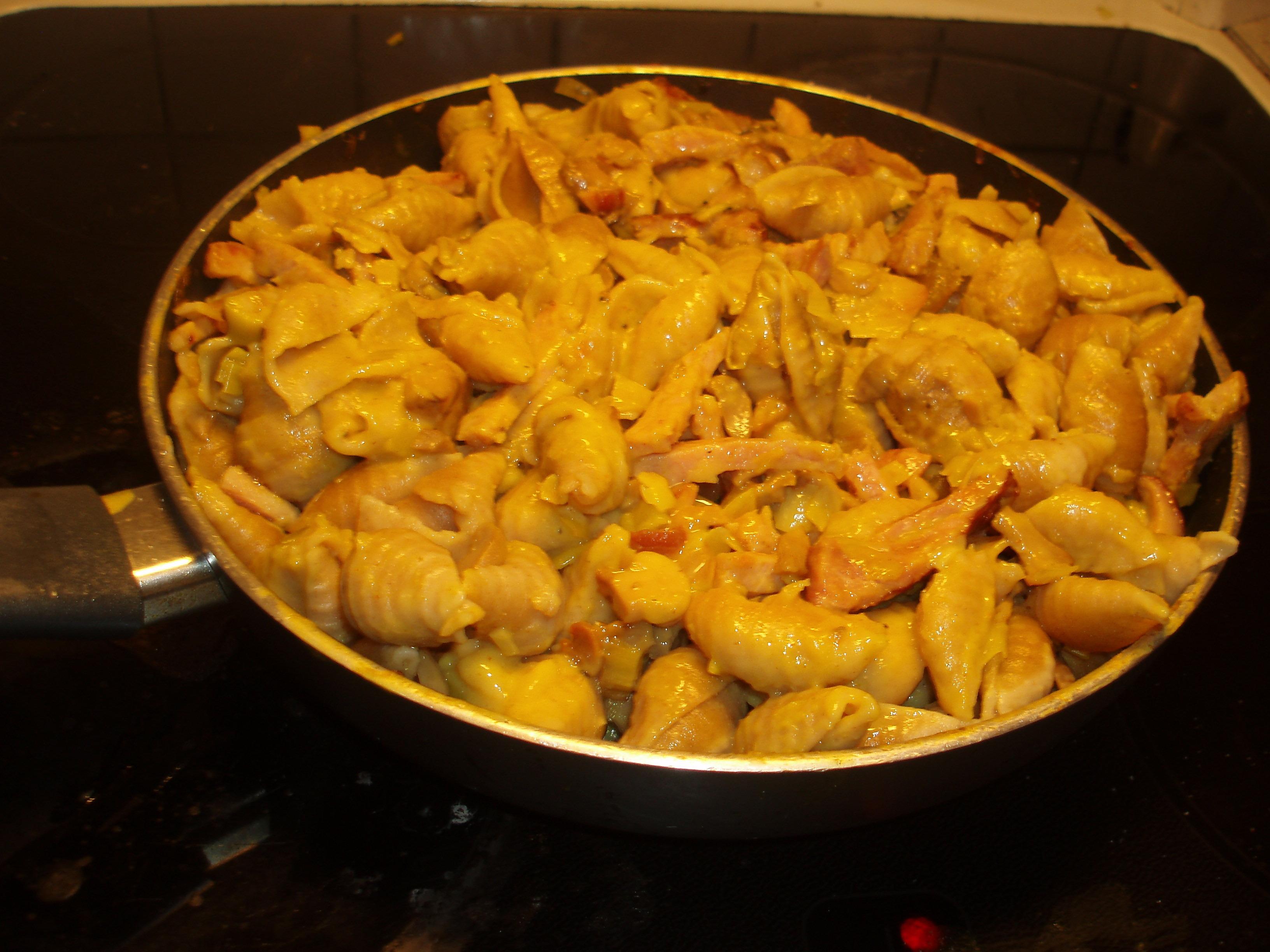 bön pasta