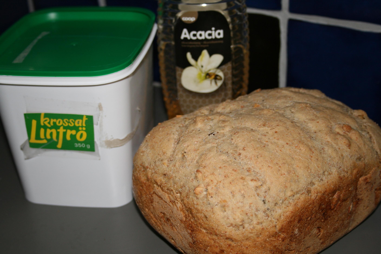 grovt bröd bakmaskin