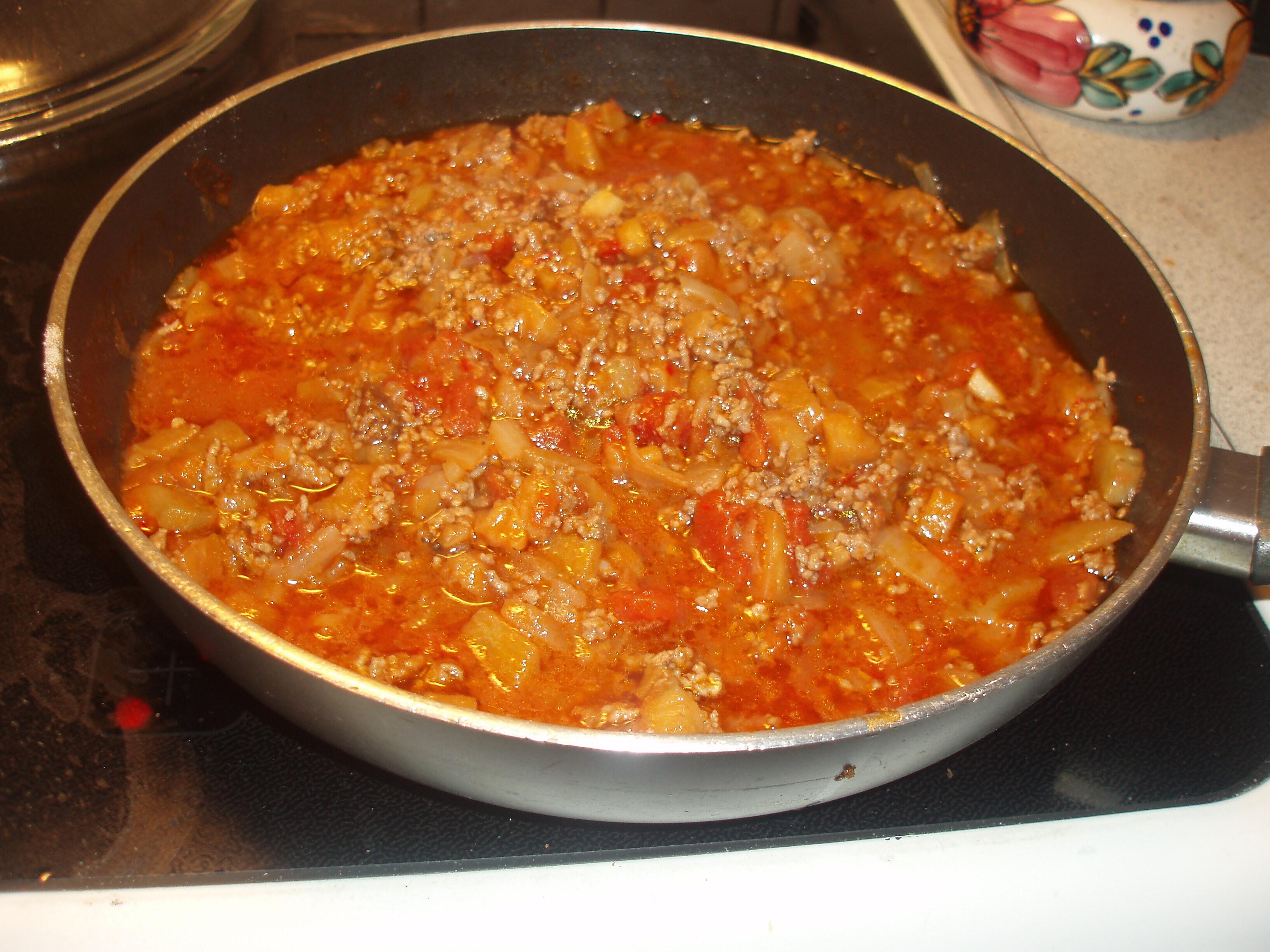 god köttfärssås utan krossade tomater