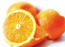 Mjuk pepparkaka med apelsin