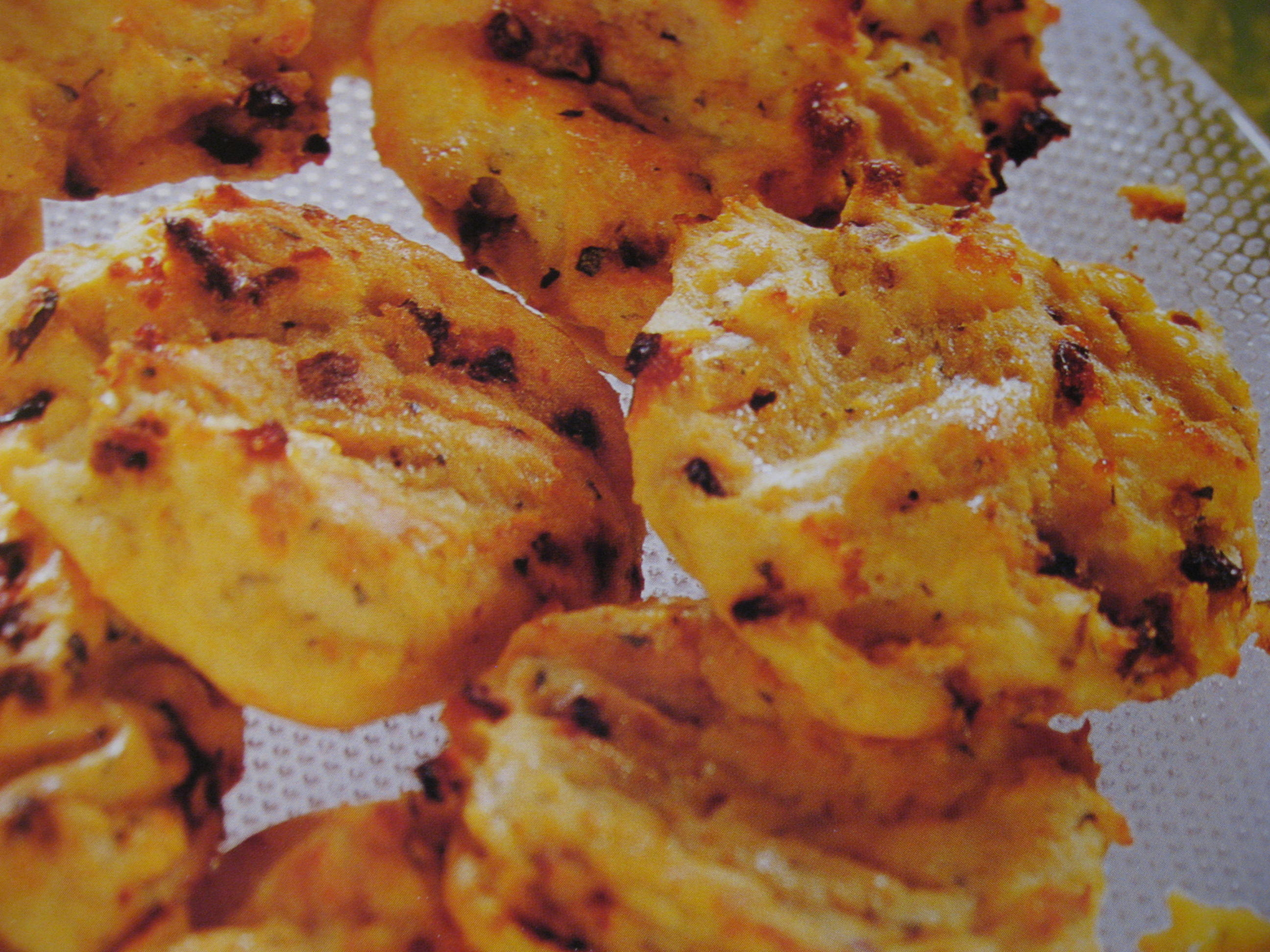 parmesan snacks