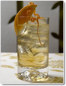 ginger ale drink