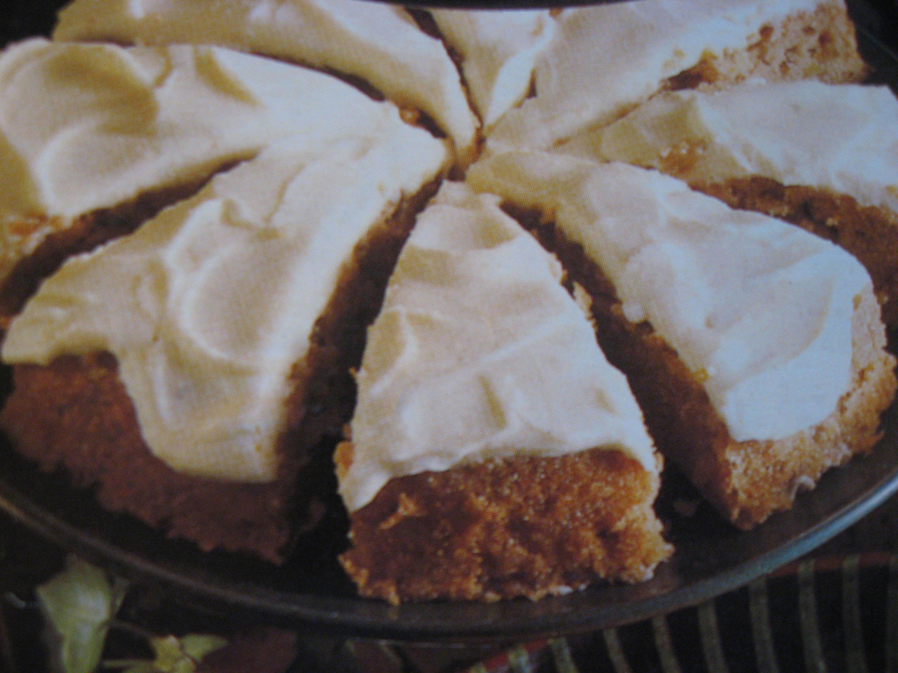 Äppeltårta med ..