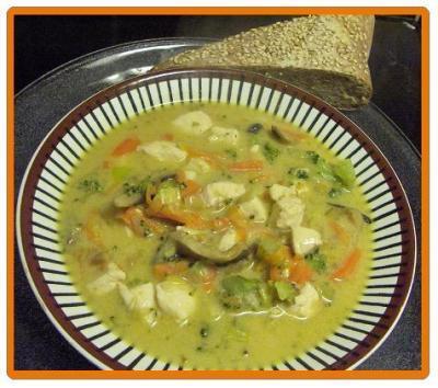 kålrots soppa
