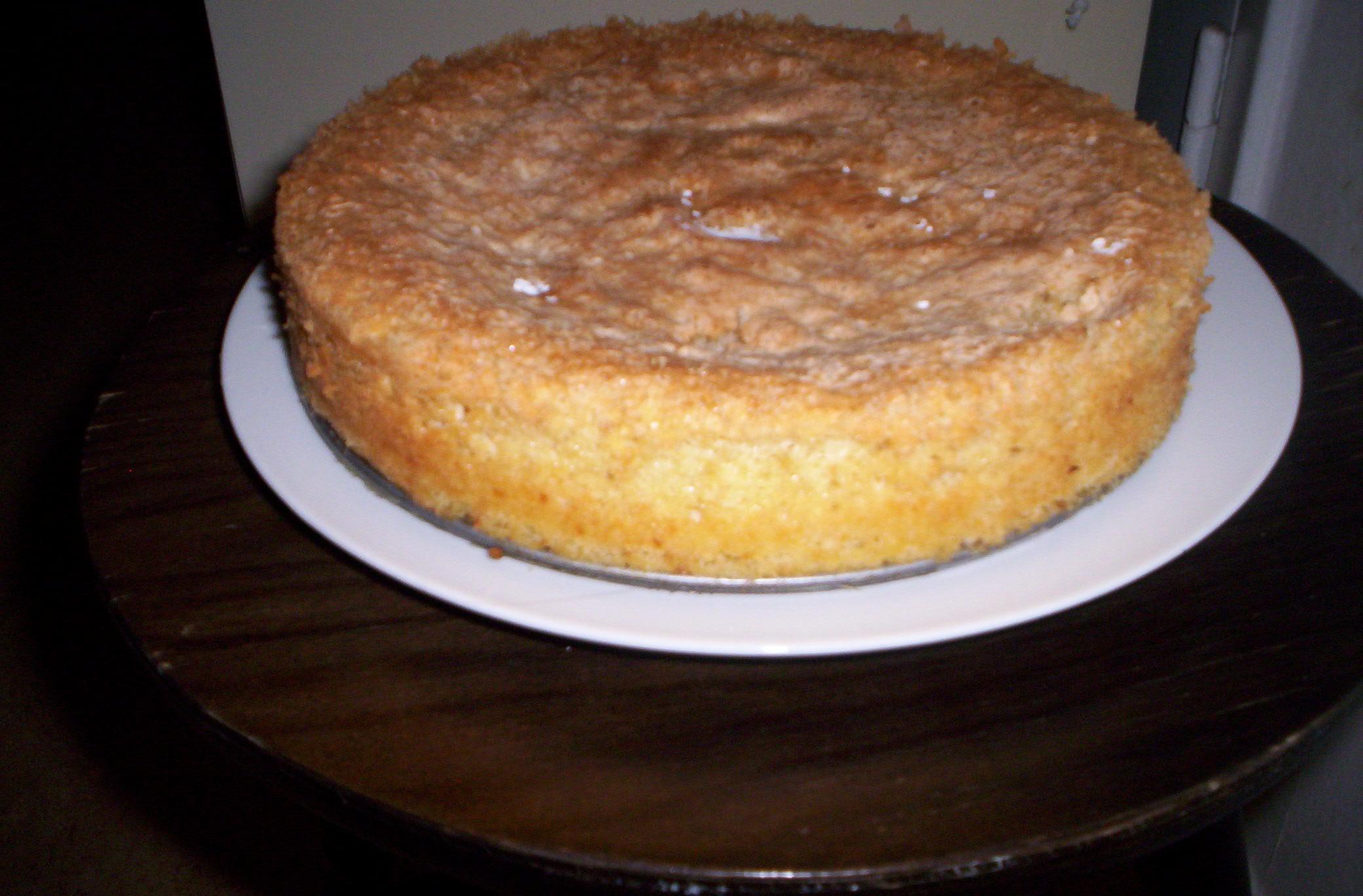 Bästa tårtbotten utan fett