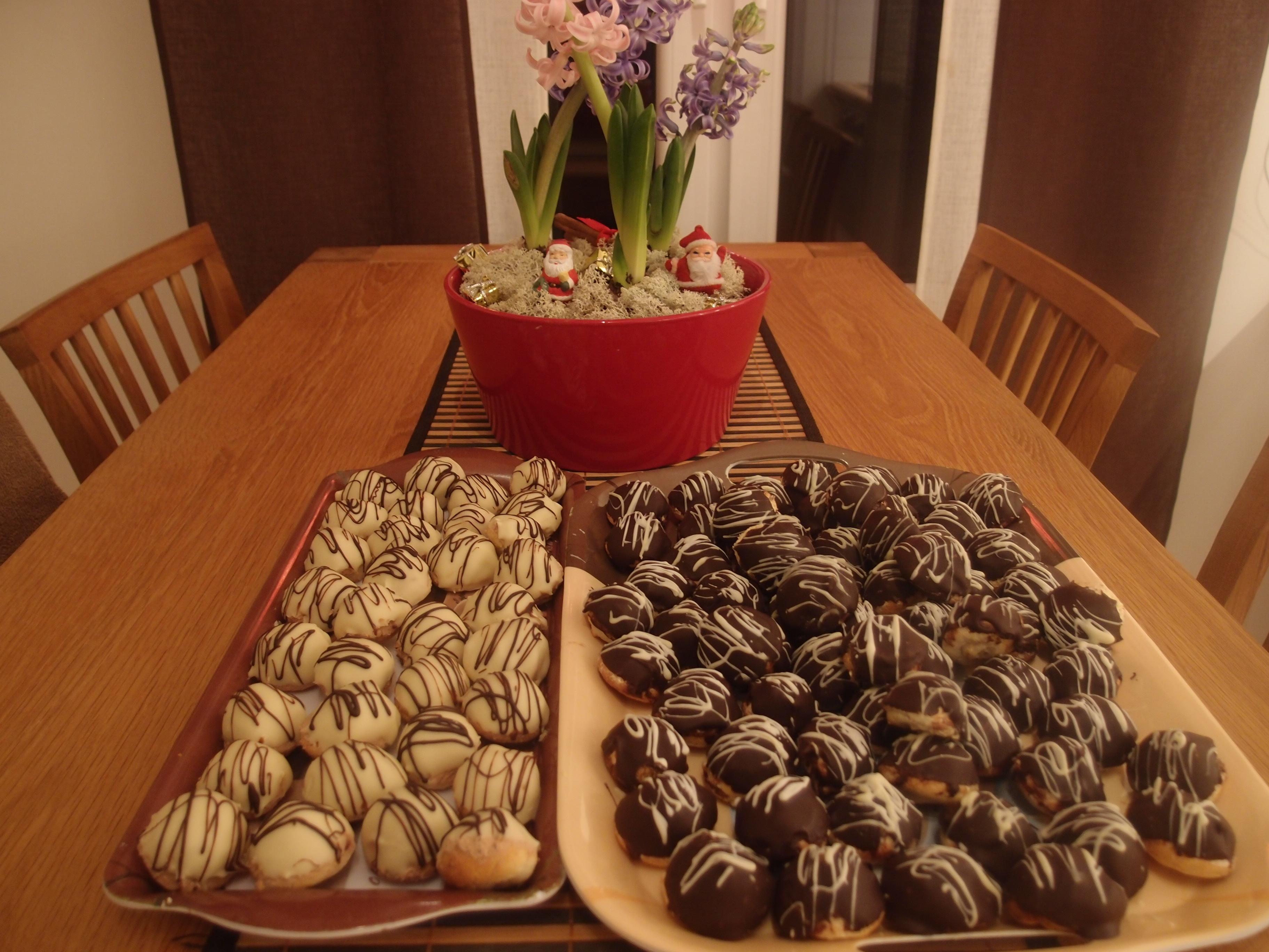 biskvier nutella