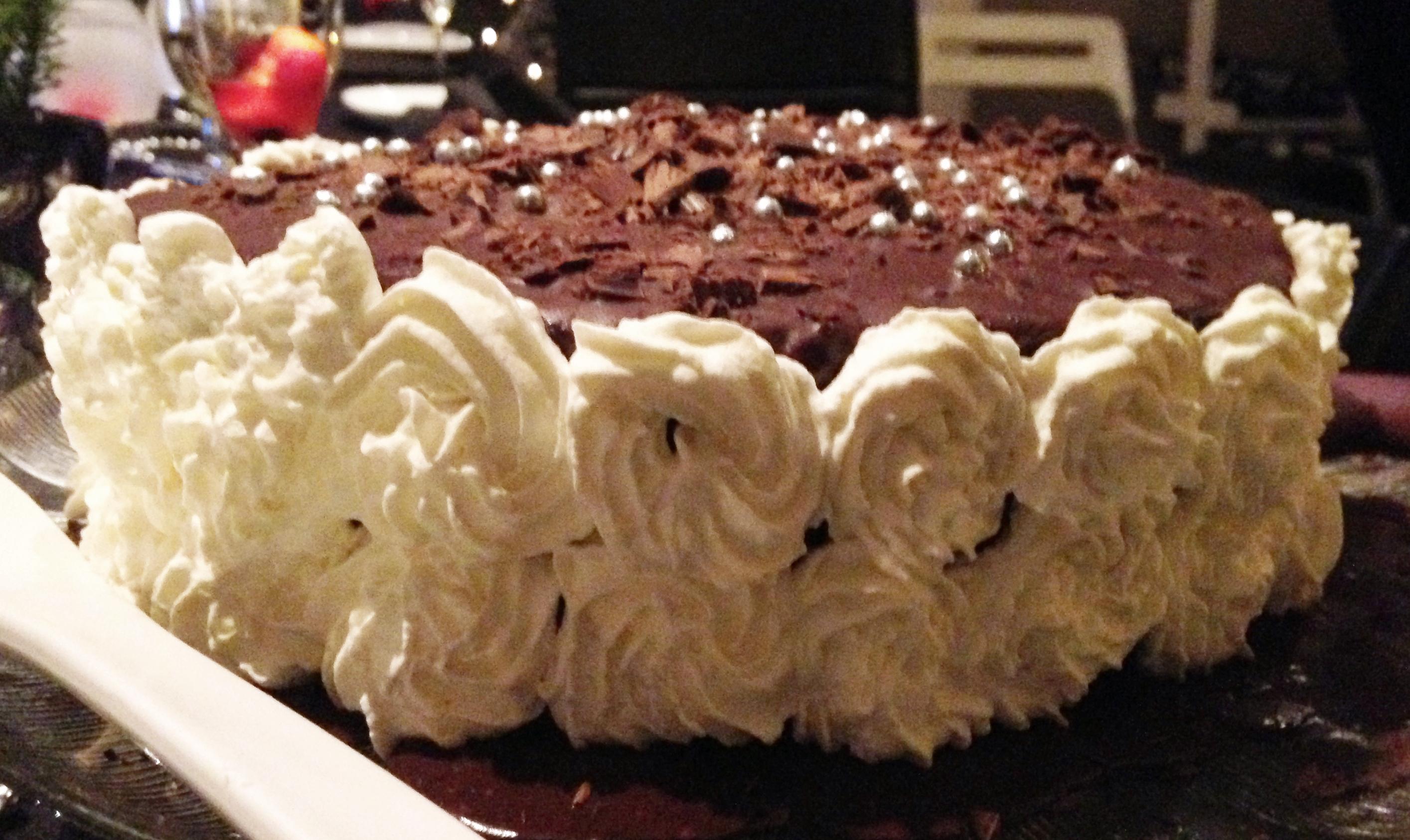 grädd tårta