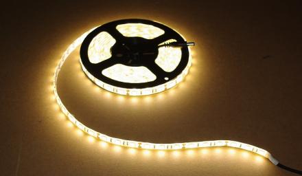 LED list Varmvit 60 LED 14,4 W/m IP65