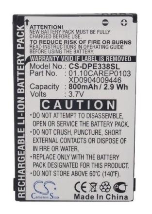 Ersättningsbatteri 01.10.CAREP0103
