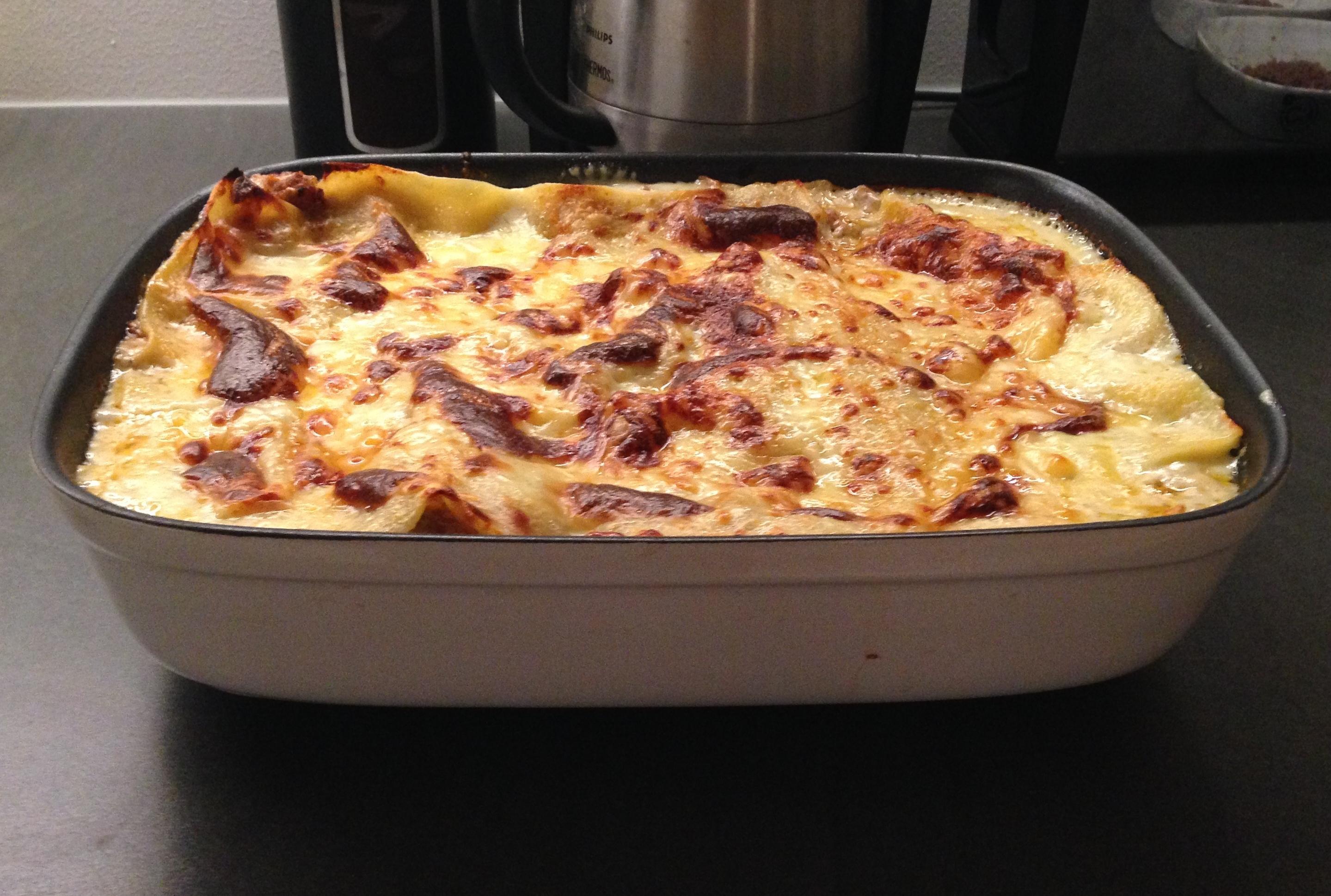 Sophias lasagne