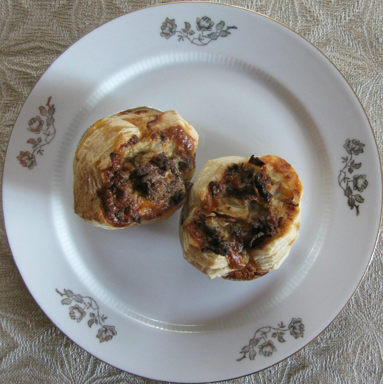 Köttfärs-muffins