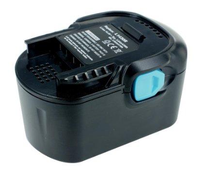 Ersättningsbatteri AEG 14.4V 3000mAh Ni-MH Svar