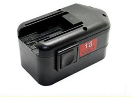 Ersättningsbatteri AEG18V 3Ah NI-MH