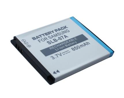 Ersättningsbatteri SLB-07A