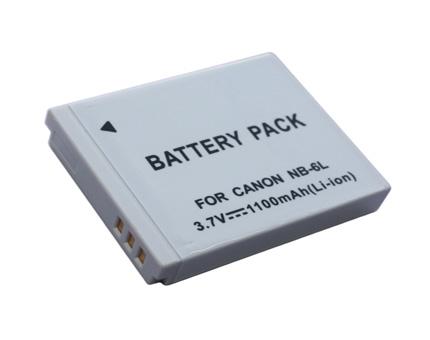 Ersättningsbatteri NB-6L