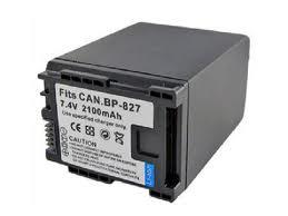Ersättningsbatteri BP-827