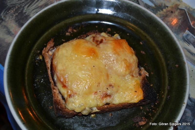Tinas varma smörgåsar