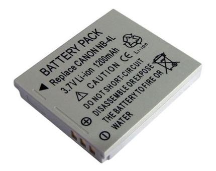 Ersättningsbatteri NB-4L