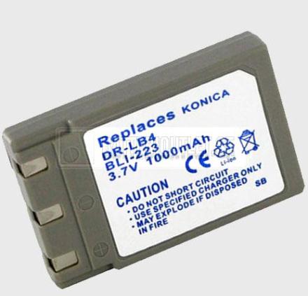 Ersättningsbatteri DR-LB4