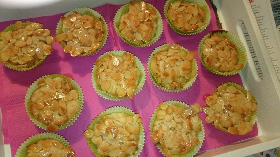 tosca muffins