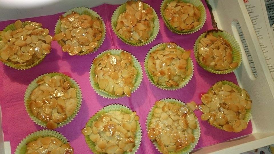 Äppeltoscamuffi