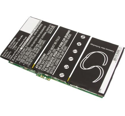 Ersättningsbatteri till iPad 2