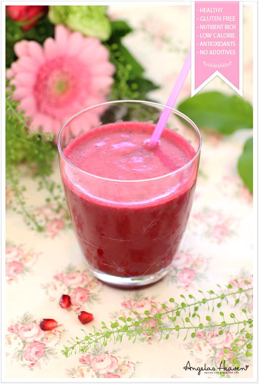 Glowing skin miracle juice