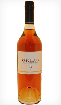 Armagnac Gelas 8 Years