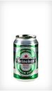 Heineken Holandesa (burk) (24 x 33 cl)