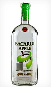 Bacardi Big Apple 1 lit