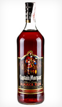 Captain Morgan Rum 1 lit