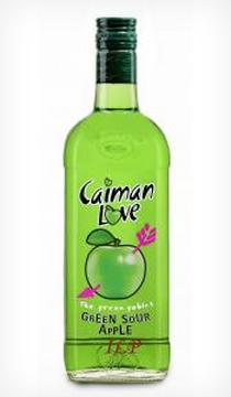 Caiman Love Green Sour