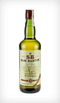Sam Barton Whisky 1 lit