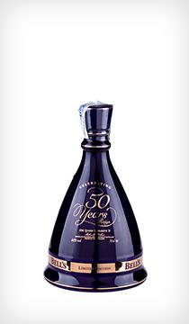 Bell's Prince Of Wales 50th Birthday Decanter