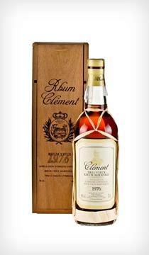 Clement Rhum Très Vieux 1976
