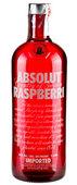 Absolut Raspberri 1 lit